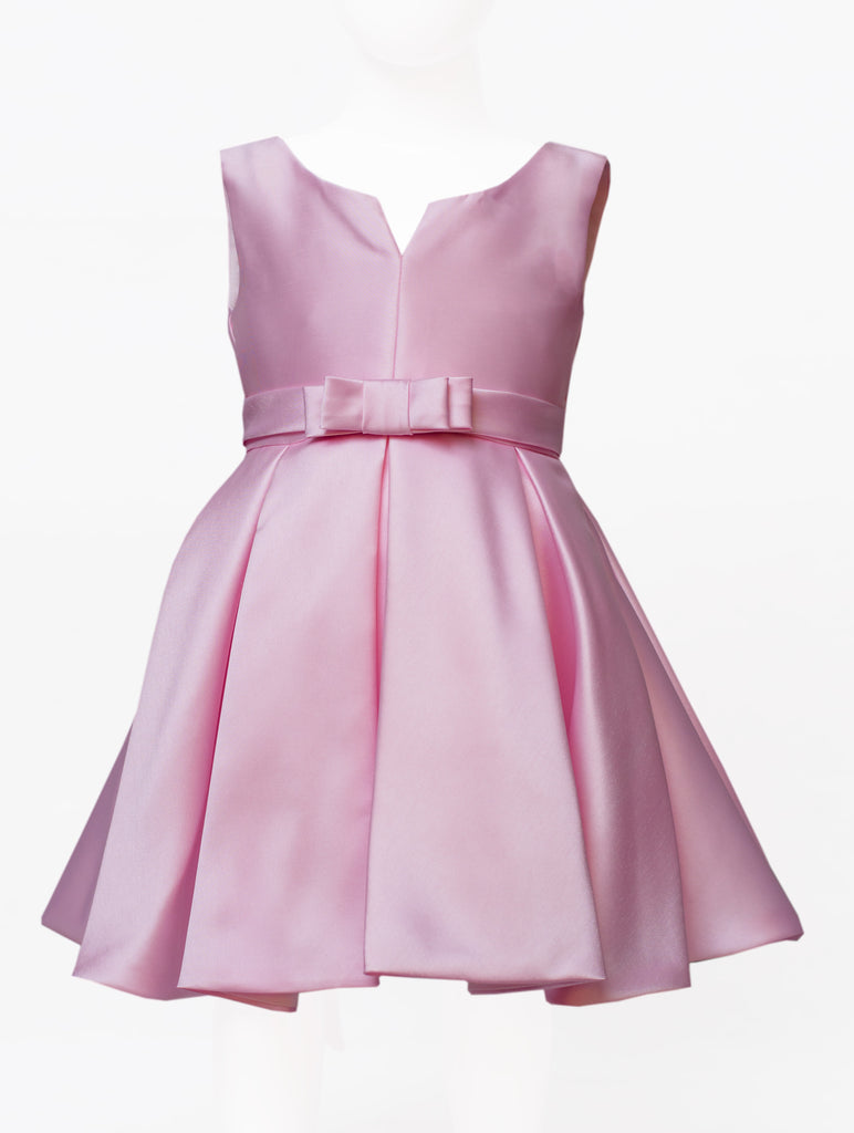 The Debutante Dress - Blush Pink