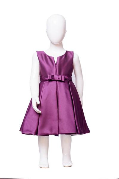 The Debutante Dress - Purple