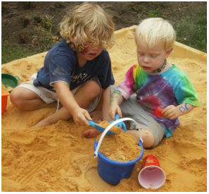 Easy Sandpit Cleaning & Disinfecting