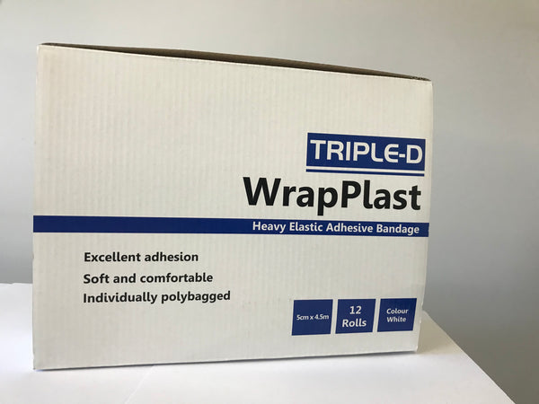 Triple-D WrapPlast White 4.5m