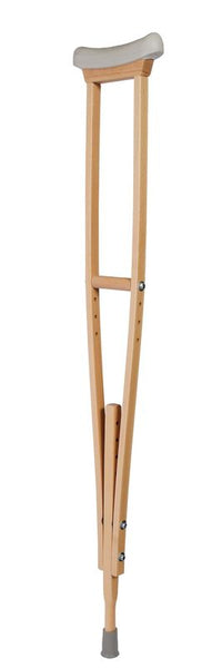 Underarm Wooden Crutch ON RENT