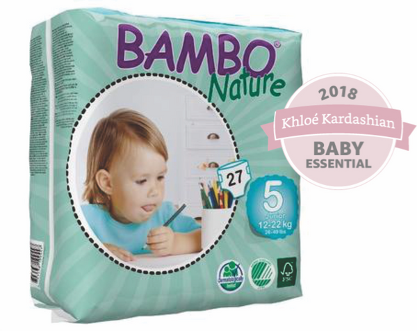 Bambo Nature Junior Diaper