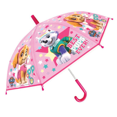 Paw Patrol Kids Umbrella - Pink