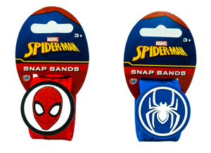 Spiderman Snap Band