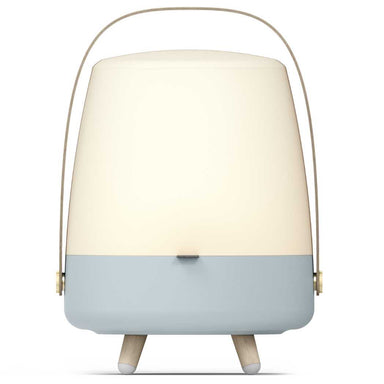 Lite-Up Play LED-lampe m/Bluetooth Højtaler Sky Blue Front