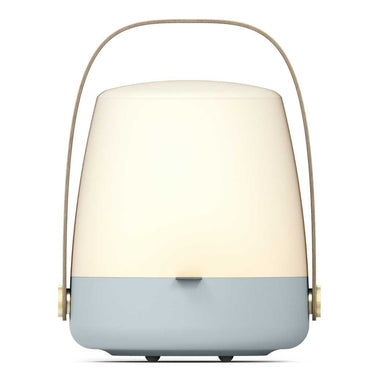 Lite-Up LED-lampe Sky Blue Front