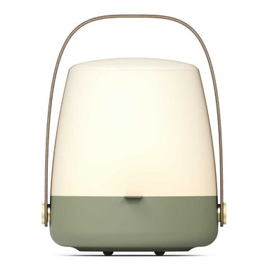 Lite-Up LED-lampe Green Front