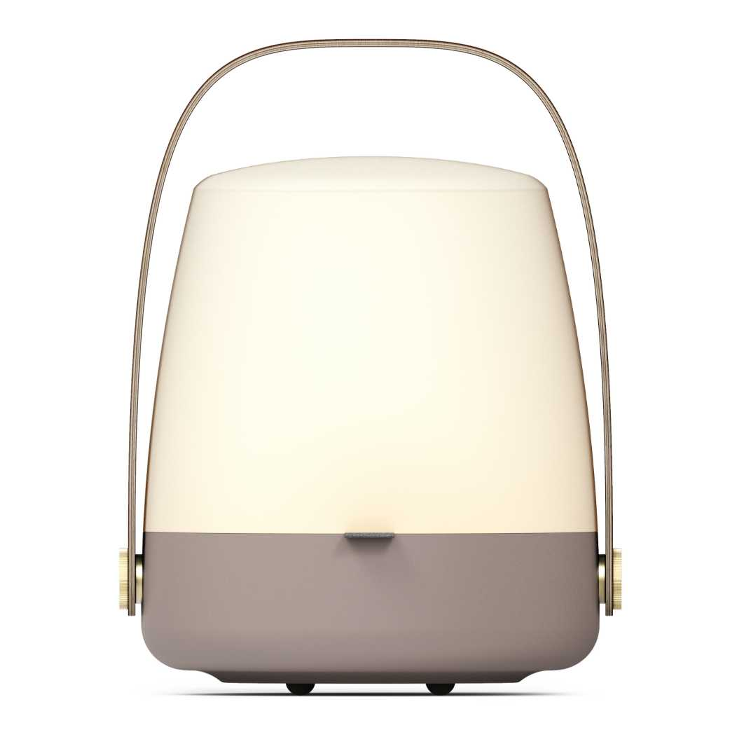 Lite-Up LED-lampe Earth Front