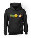 Bitcoin Thumbs Up Hoodie