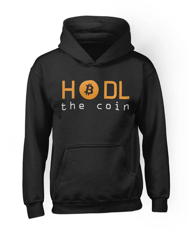 Hodl The Coin Hoodie