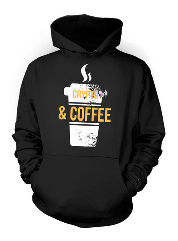 Crypto And Coffee Hoodie