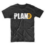 Plan Bitcoin Men's T-Shirt