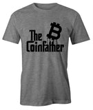 The Coinfather Men's T-Shirt