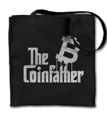 The Coinfather Tote Bag