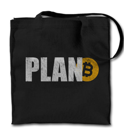Plan Bitcoin Tote Bag