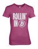 Rollin' In Bitcoin Women's T-Shirt