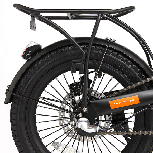 GeoElectricBikes:Emu Mini Electric Bike Rear Rack,Rear Bike Rack