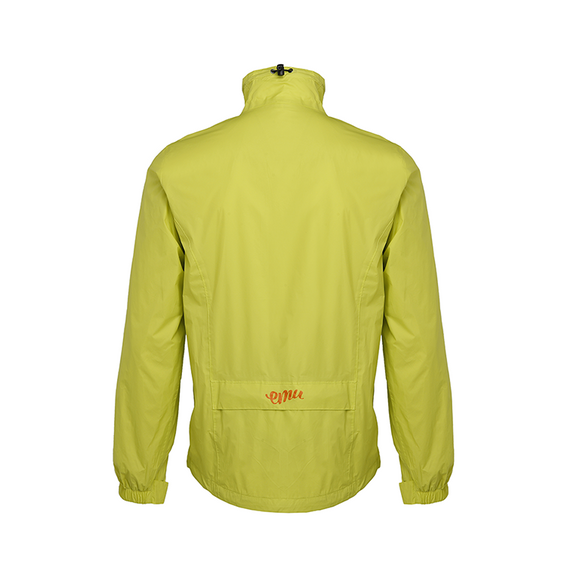 GeoElectricBikes:Waterproof Cycling Jacket –Yellow,Clothing