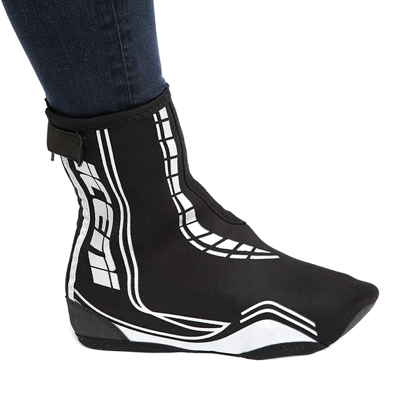 GeoElectricBikes:Iceni Neoprene Cycling Overshoes –Black,Over Shoes