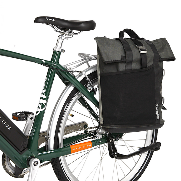 GeoElectricBikes:Thule Pack n' Peddle Commuter Laptop Bag,Bike Carrier Bags