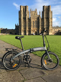 GeoElectricBikes:PowaByke F100DX Folding Electric Bike,