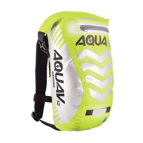 GeoElectricBikes:Oxford Aqua V12 Reflective Backpack,BackPack