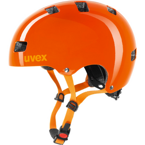 GeoElectricBikes:Uvex Cycling Helmet –Orange,Helmet