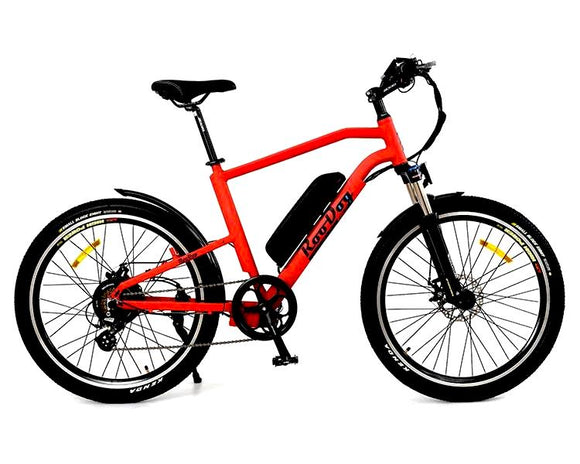 GeoElectricBikes:Roodog Striker 2018 Electric Bike,Lightweight