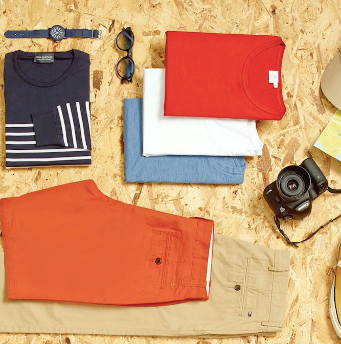What to pack for a city break