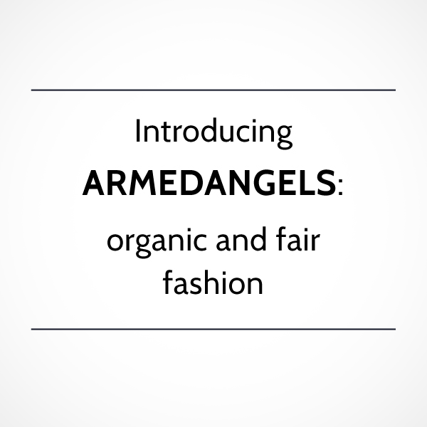 Say Hello to Fashion's New Hero: Armed Angels