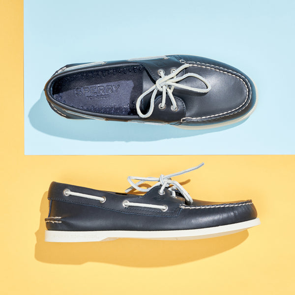 Hot Weather Mens Boat Shoes