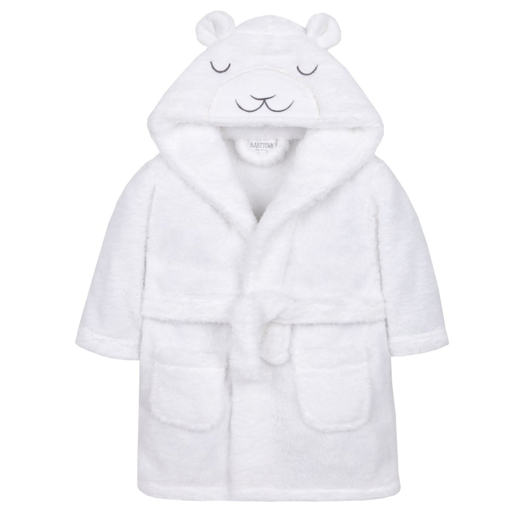 Lamb Dressing Gown