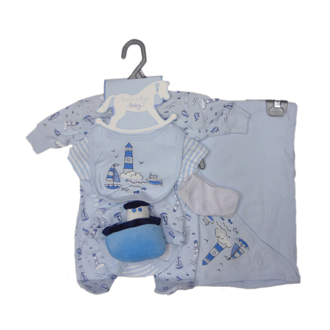 7 Piece Layette Set