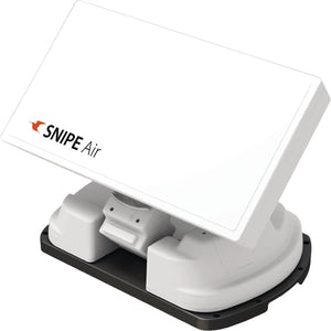 Selfsat SNIPE AIR Automatic IP Flat Satellite Dish White