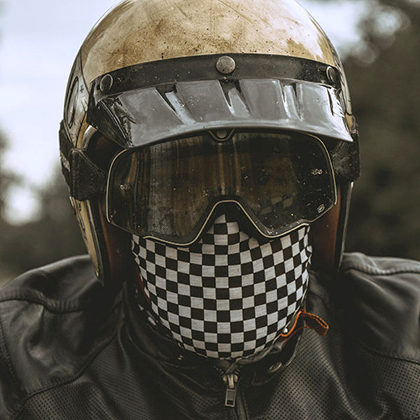 Chess Chequered Neck Tube - SALE! - BRAAP.®