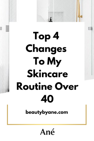 Skincare routine over 40 best skincare products over 40