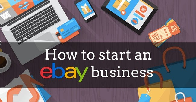 Starting an eBay business?