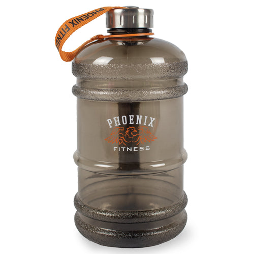 1L Drinks Hydration Water Bottle - Frosted