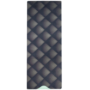 Myga Vegan Suede Yoga Mat - Mat In Black