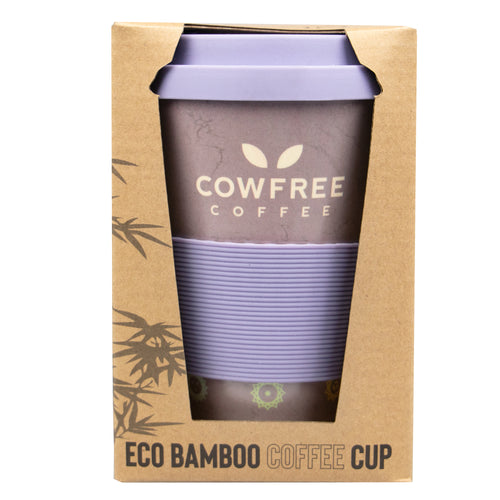 Eco Bamboo Coffee / Travel Mug - Chakra