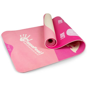 CoppaFeel Yoga Mat These Boobs