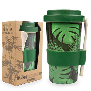 Palm Bamboo Smoothie / Soup Cup 410ml