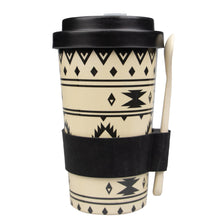 Aztec Bamboo Smoothie / Soup Cup 410ml