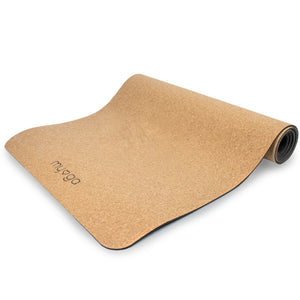 Elephant XL Cork Yoga Mat