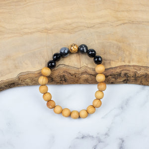Awareness Bead Bracelet