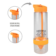 Fruit Infuser 650ml Water Bottle