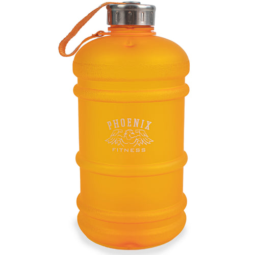2.2L Drinks Hydration Water Bottle - Orange