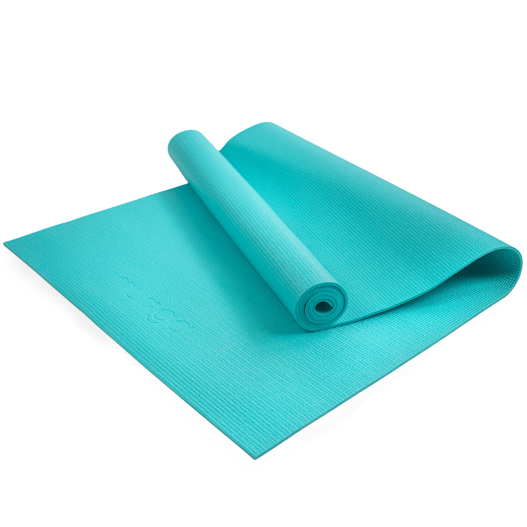 Entry Level Yoga Mat - Turquoise