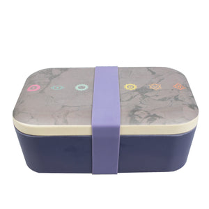 Bamboo Eco Lunch Box - Chakra