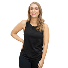 Women's Yoga Racer Tank Top